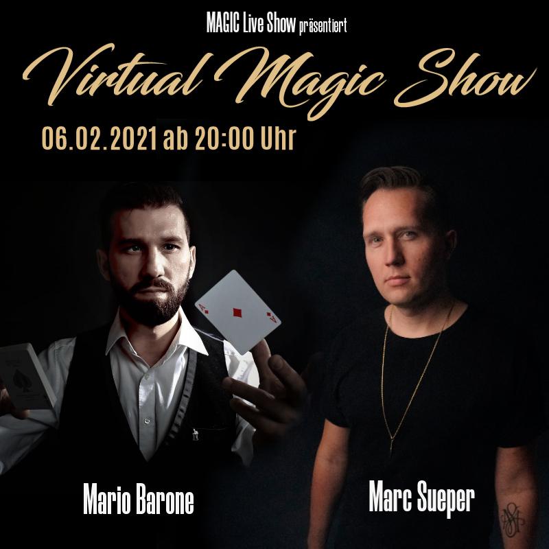 Zoom Show, Marc Sueper, Mario Baron